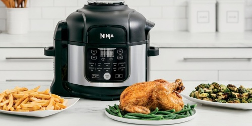 Ninja Foodi Pro Pressure Cooker/Air Fryer from $113.99 Shipped + Earn $20 Kohl's Cash | Cooks a Whole Turkey