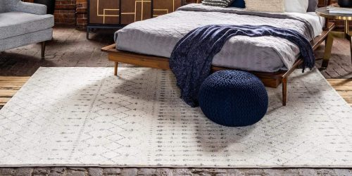 Up to 60% Off Highly Rated Area Rugs + FREE Shipping for Amazon Prime Members