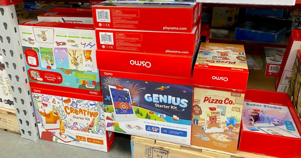 osmo coding and educational toys at sam's club