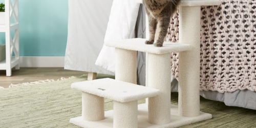 Armarkat Pet Stairs Only $24 Shipped on Chewy.com (Regularly $75)