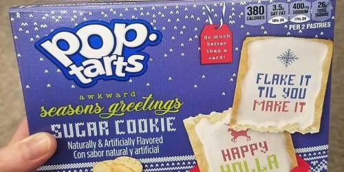 Kellogg's Sugar Cookie Pop-Tarts 24-Count Only $4.77 on Sam'sClub.com
