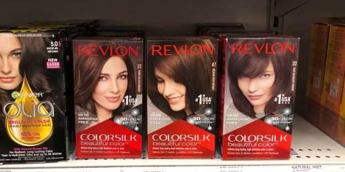 3 Revlon Colorsilk Hair Color Boxes Just $4.96 on Amazon | Only $1.65 Each