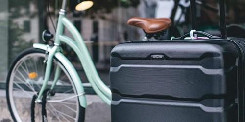 Samsonite Hardside 24″ Expandable Luggage from $79.99 Shipped on Amazon (Regularly $160) & More