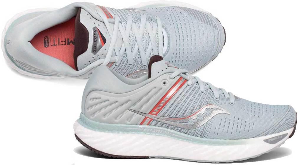 men's gray running shoes