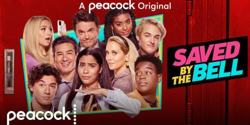 Saved by the Bell is BACK! The Reboot Premieres on Peacock November 25th