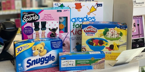 Best Walgreens Weekly Ad Deals 10/18-10/24 | Save on Toys, Dryer Sheets, Candy & More