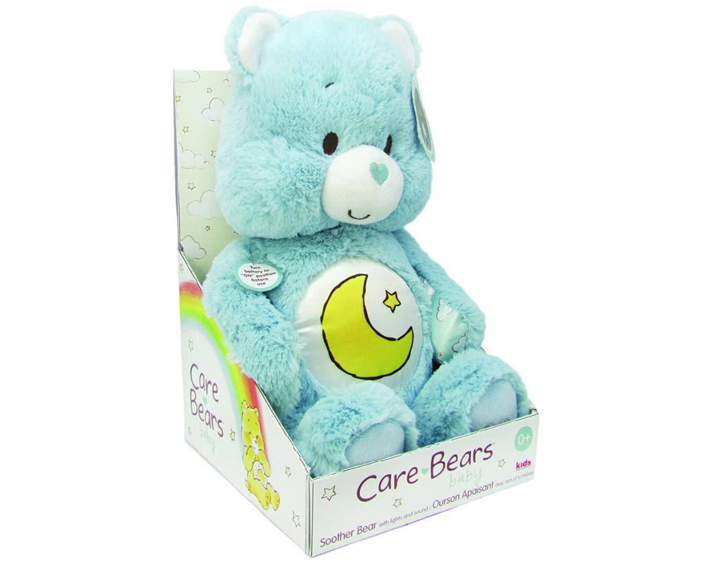 soother bear care bear toy