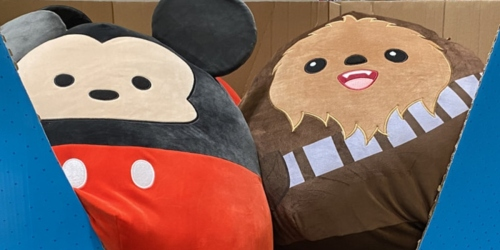 Disney & Star Wars 20″ Squishmallows Only $27.99 Shipped on Costco.com | Back in Stock
