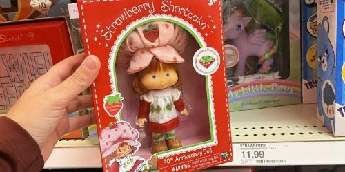 Retro Strawberry Shortcake Classic Dolls from $8.99