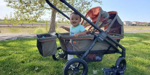 Evenflo Pivot Xplore Stroller Wagon Just $209.90 Shipped on Amazon (Regularly $350) | Stroller & Wagon in One