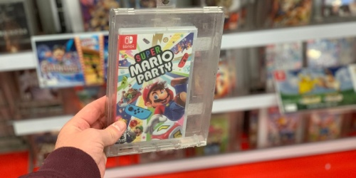 Buy One, Get One 50% Off Nintendo Switch Games at Target | Games from $37 Each