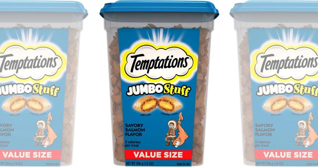 temptations salmon cat treats