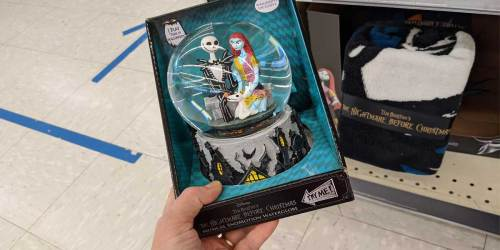 Disney The Nightmare Before Christmas Items from $3.99 at Walgreens | Globes, Ornaments & More