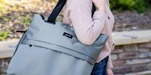 JuJuBe Totes & Bags from $17.50 on Amazon   Ideal Diaper or Gym Bag