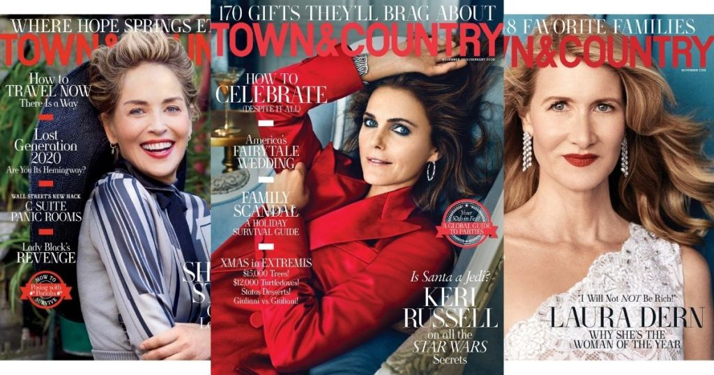 Town & Country Magazines