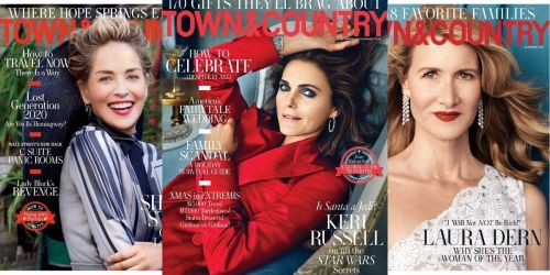 Complimentary 1-Year Town & Country Magazine Subscription | No Strings Attached