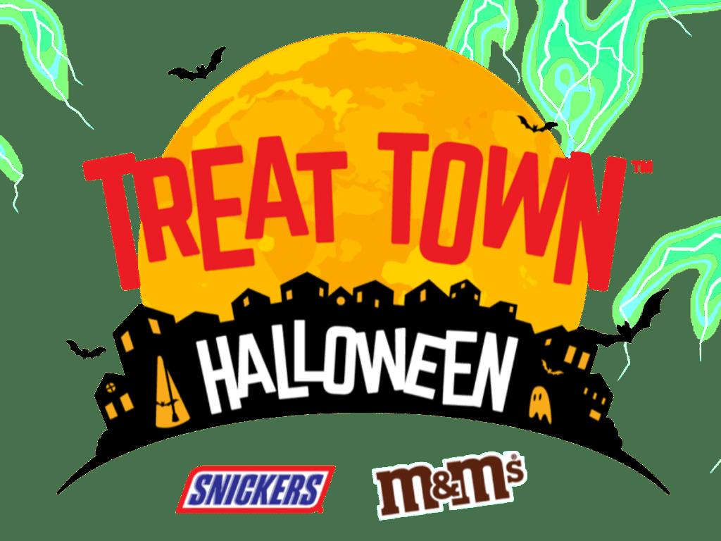 treat town logo