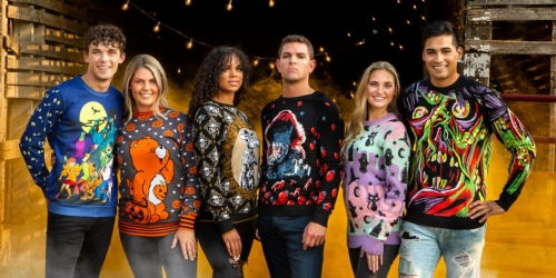 These Ugly Halloween Sweaters are Available for Pre-Order