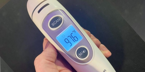 Instant Read Digital Thermometer Only $19.79 Shipped on Amazon | Perfect for Wiggly Kiddos
