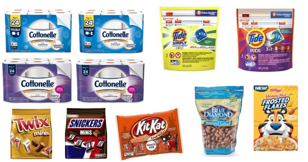 Walgreens deal scenario products