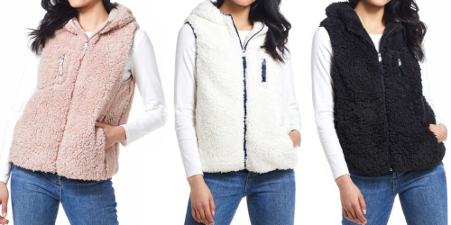 Weatherproof Vintage Ladies' Comfy Vests From $3.99 Each Shipped on Costco