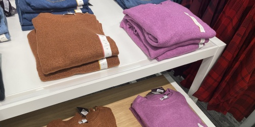 Wild Fable Women's Sweaters from $11 Each at Target | Includes Plus Sizes