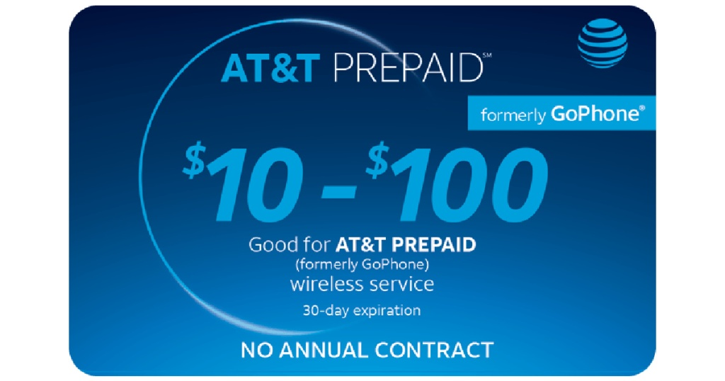 AT&T Wireless Phone Card
