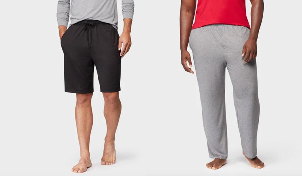 32 degrees mens bottoms shorts and sweatpants