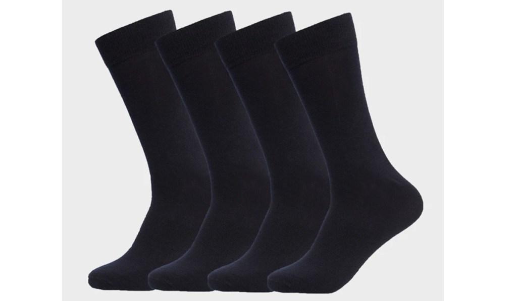 32 degrees mens socks four pairs