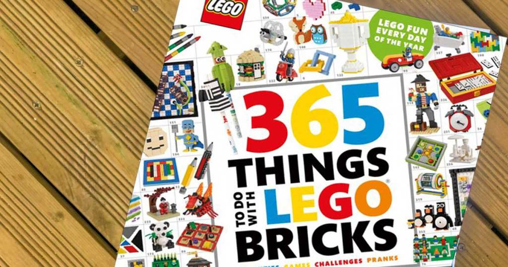 LEGO book 365 things to do