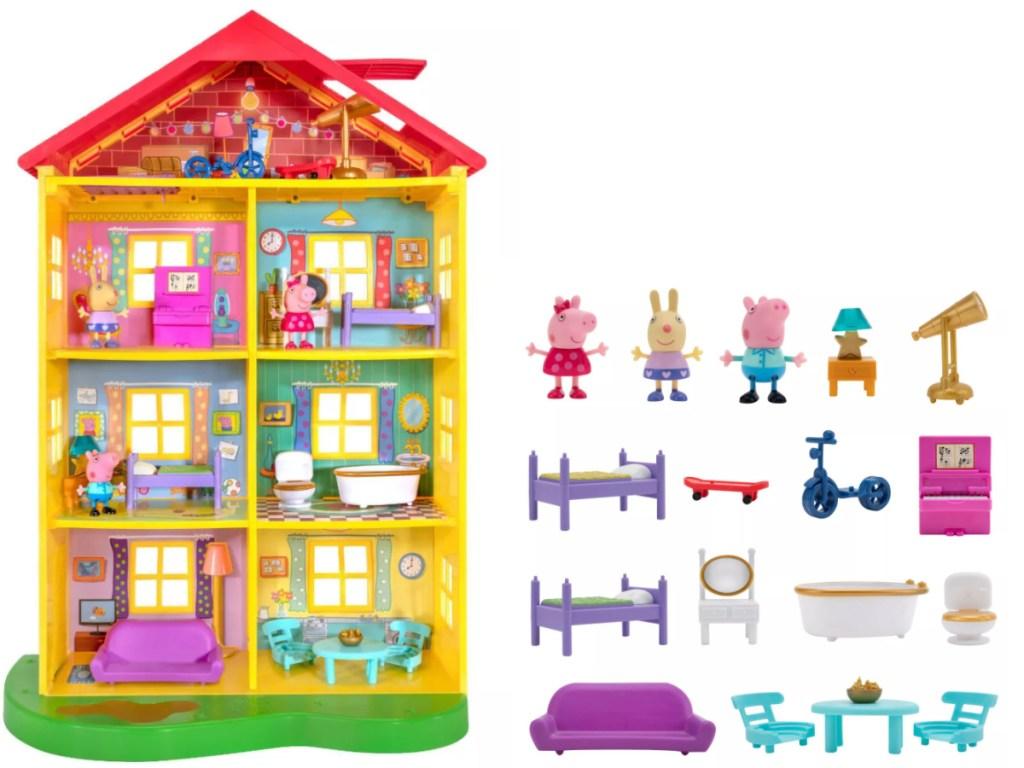 Peppa Pig Fancy House Playset