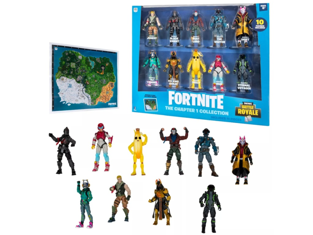 fortnite battle royale 10 pack