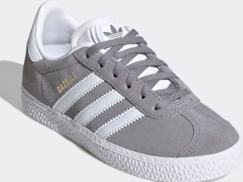 Adidas Kids Suede Gazelle Shoes