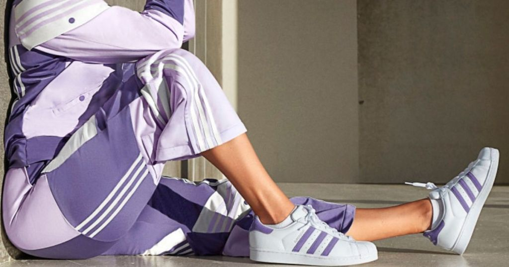Adidas Wome's Superstar Shoes