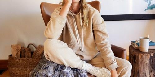 50% Off Aerie Hoodies & Sweatshirts + Free Shipping