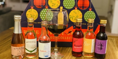 This 2020 Wine Advent Calendar from ALDI is Selling Out FAST!