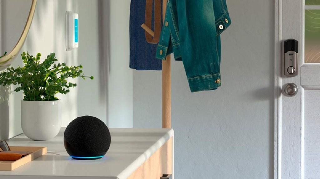 All-new Echo Dot (4th Gen) + Amazon Smart Plug
