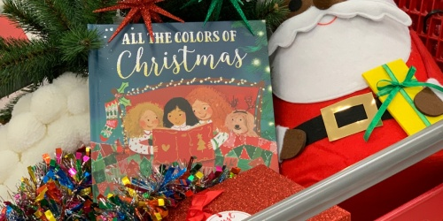 50% Off Christmas Books on Amazon | All the Colors of Christmas Book Only $6.49 (Reg. $13)