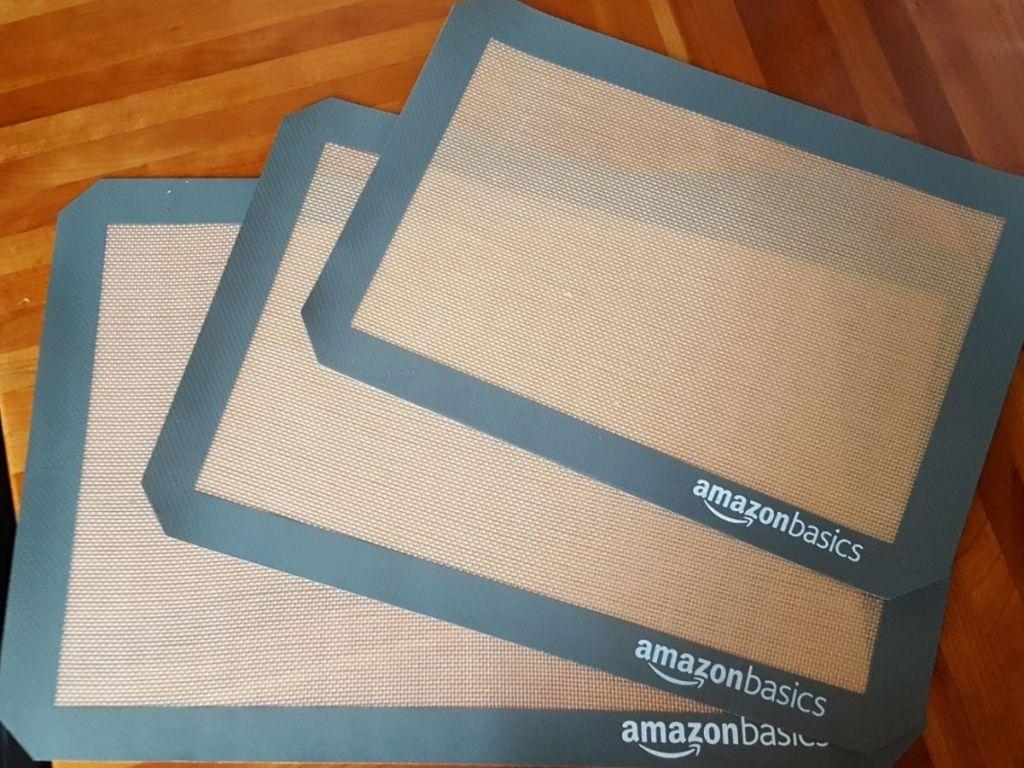 Amazon Basics Baking Mats