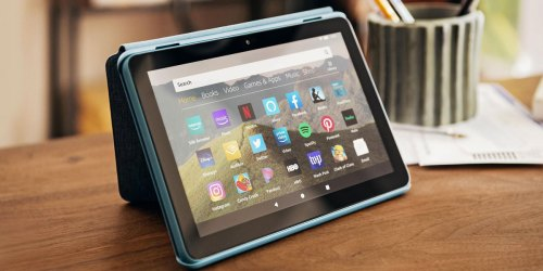 Fire HD 8 Tablets from $54.99 Shipped on Amazon (Regularly $90+)
