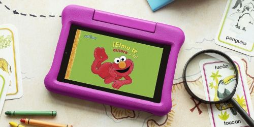 Kids Edition Amazon Fire 7 Tablet Only $59.99 Shipped (Regularly $100) | Black Friday Price