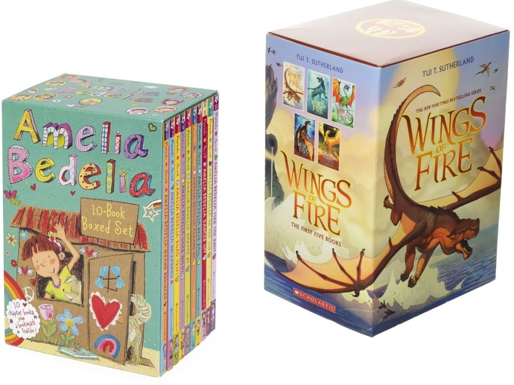 AMelia Bedelia and Wings of For Box Sets