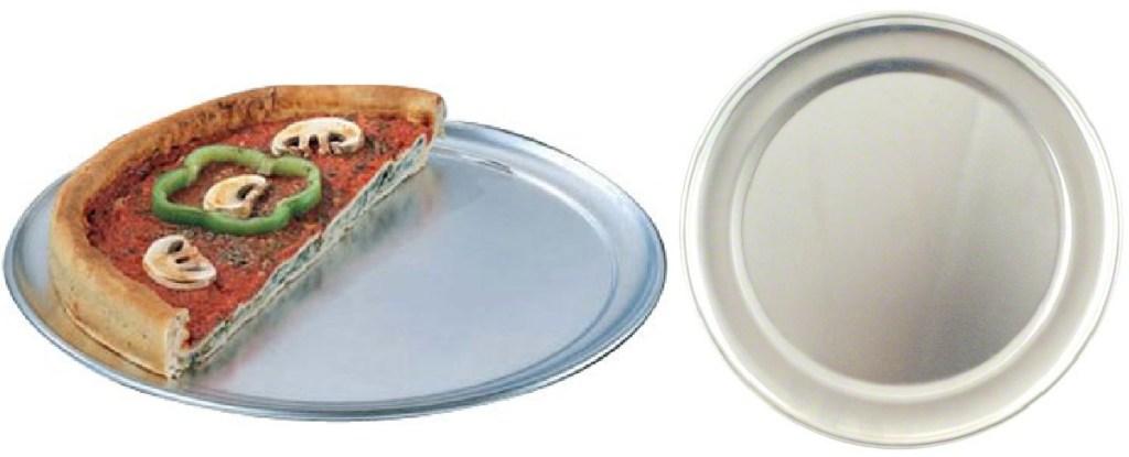 American Metalcraft 18-Gauge Aluminum Pizza Pans