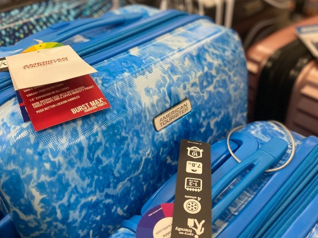 American Tourister Hardside Luggage