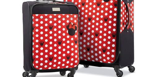American Tourister Disney Rolling Luggage Just $59.99 Shipped on Amazon (Regularly $140)