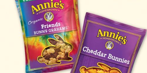 Annie's Organic 12-Count Snack Variety Pack Only $2.80 Shipped on Amazon
