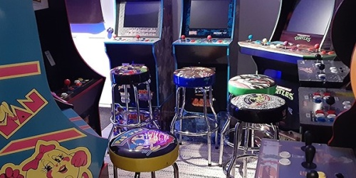 Arcade1Up Stools Just $49 Shipped on Walmart.com (Regularly $80)