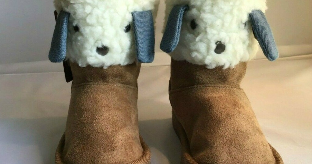 Arctic Paw Furry Friend Boot
