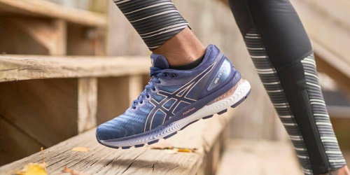Asics GEL-Nimbus 22 Running Shoes Only $84.98 Shipped (Regularly $150)