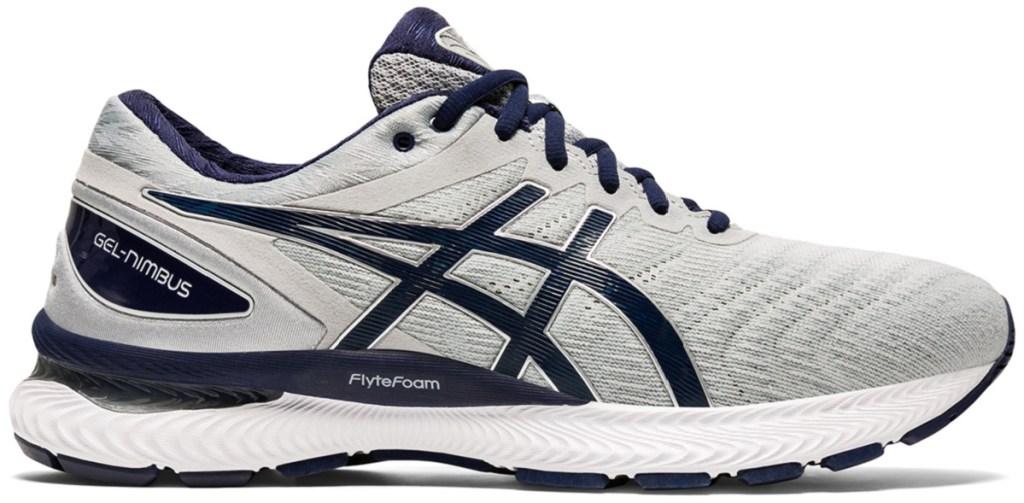 men's asics gel-nimbus 22 running shoe